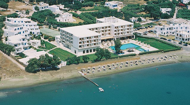 DEVELOP A.E - TINOS BEACH HOTEL