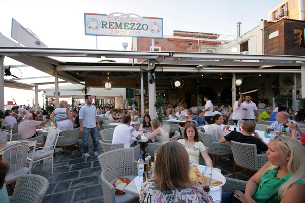 REMEZZO RESTAURANT - PIZZA - CAFE